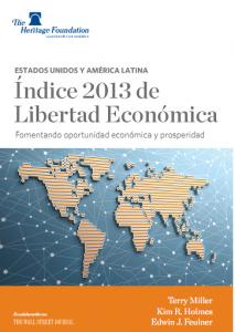 Indice 2013 - Estados Unidos y América Latina